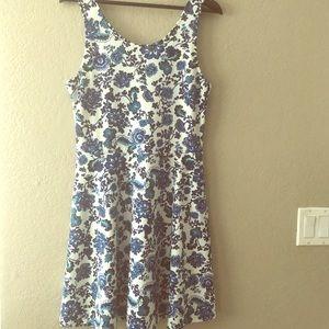 Women's H&M floral dress size 14